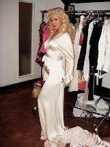Supuestas fotos de Christina Aguilera desnuda