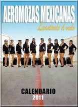 Aeromozas Mexicanas - Levantando El Vuelo