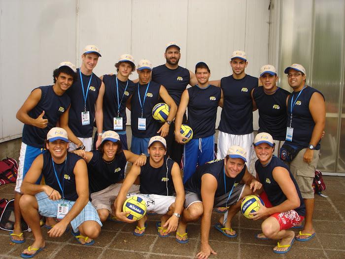 Selección Macabeadas Argentina 2007