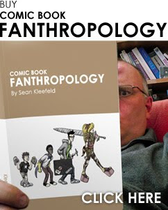 Buy Comic Book Fanthropology