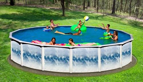 The Ethertons Portable 12 Foot Pool Review And Giveaway