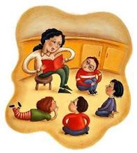 Leitura em voz alta :um contexto de aprendizagem