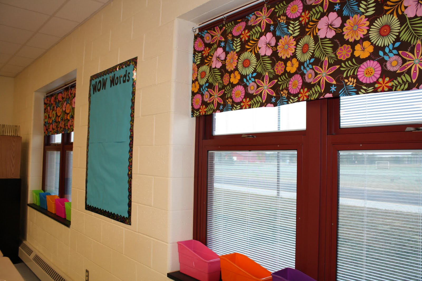 Classroom Curtain Design ~ Studio lime design crafting my classroom