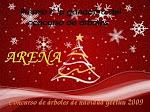 Premio concurso de Árboles de Navidad
