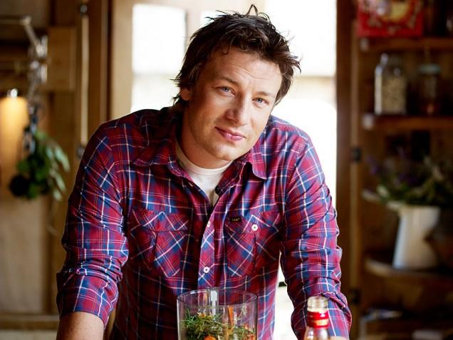 john higgins chef. Jamie Oliver, English chef,