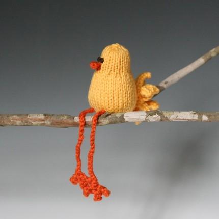 Haga una corona de semillas de pájaros moldeada divertida | Flea Market Jardinería