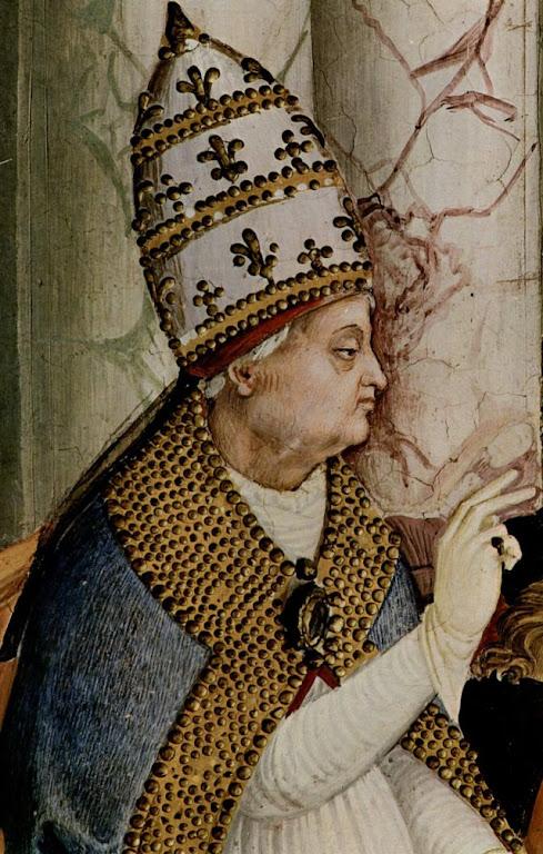Pio II. Bernardino di Betto, 'Pinturicchio' (1454–1513)