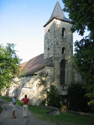 Igreja de Dégagnazès