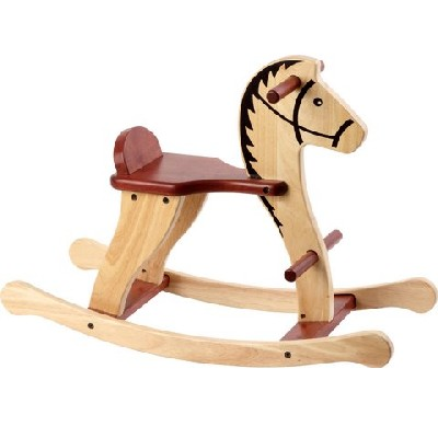 Rocking horses have been