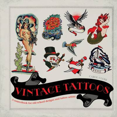 Vintage Tattoo Flash Art 22. This type of tattoo art began as a sailor's way