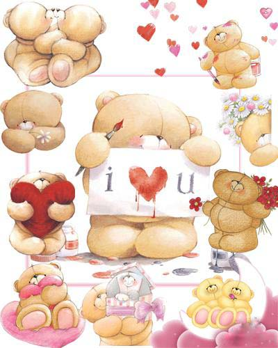 I Love You Friend Wallpaper: Celotehan Zenia: Friends