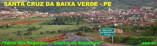 SANTA CRUZ DA BAIXA VERDE - PE