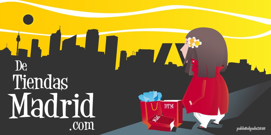 Tiendas de moda en Madrid