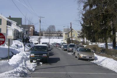Kingston progressive winter driving hazards Kosco fuel