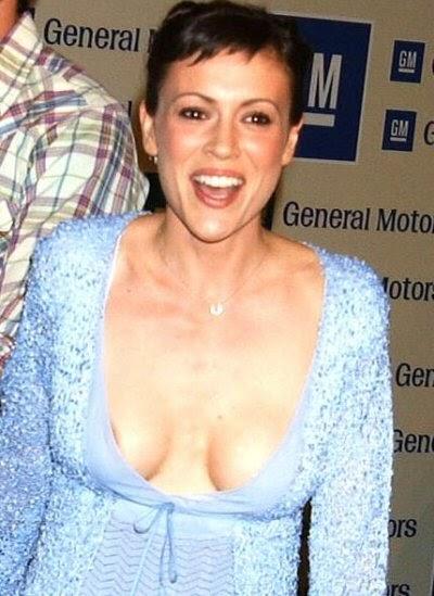 Alyssa jayne milano nude paparazzi pictures