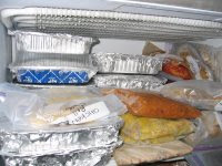Planning and Making Freezer Meals