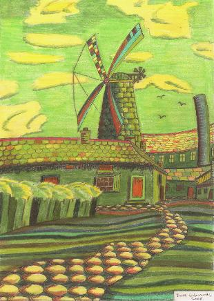 HODGSON'S MILL (Version Four)
