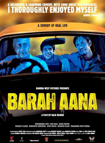 Poster Of Bollywood Movie Barah Aana 2009 300MB Compressed Small Size Pc Movie Free Download