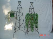 """Free standing"" trellis/plantholder"