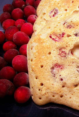 Cranberry Pancakes