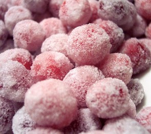 Sugared Cranberry Picture