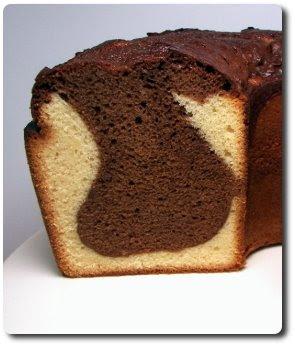 Thread: Malted Milk Black and White Pound Cake