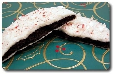 Culinary In The Desert Chocolate Peppermint Cookies