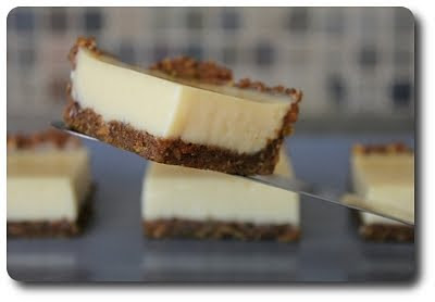 Culinary in the Desert: Lime Squares