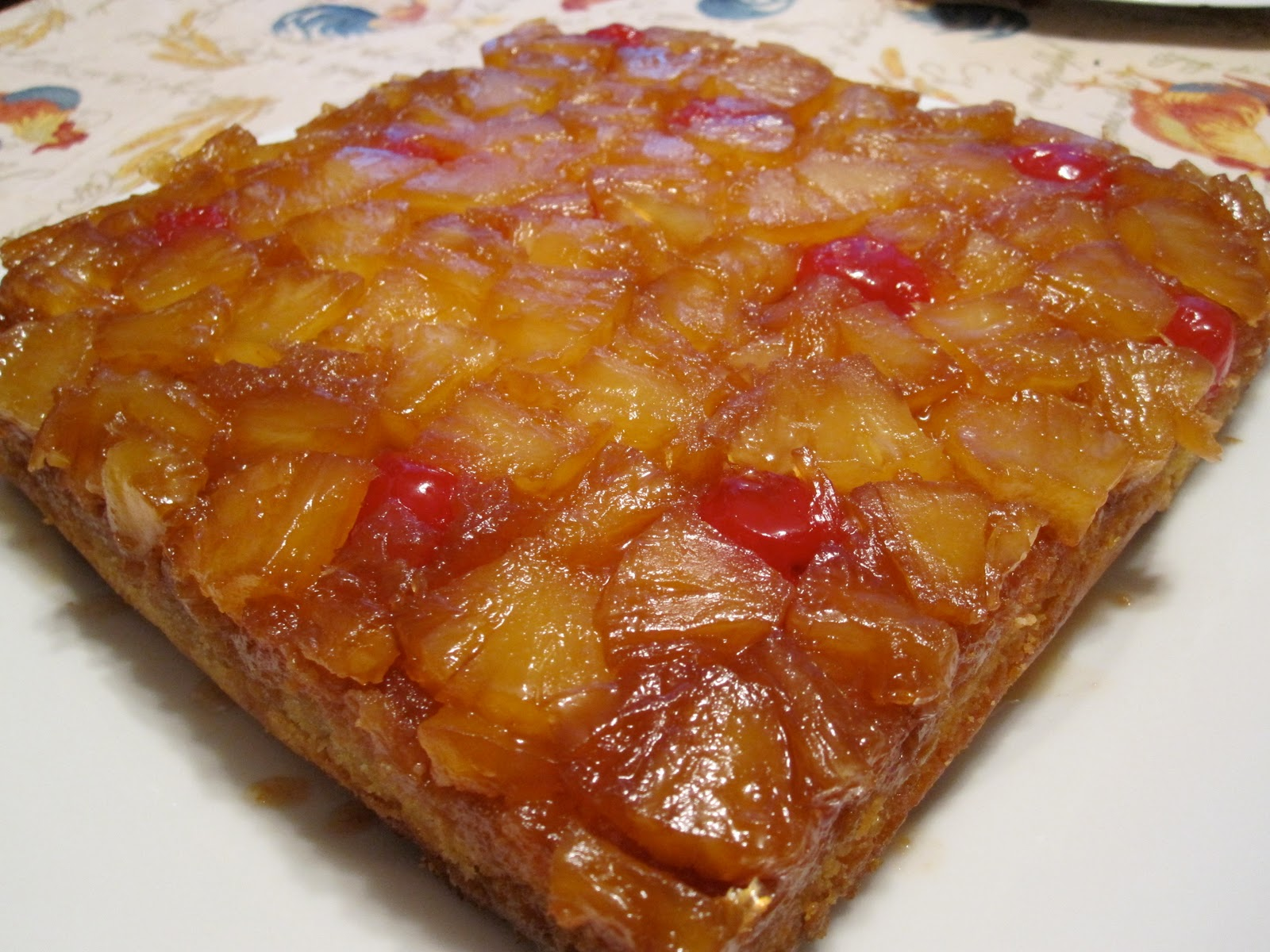 Passionate Perseverance: sweet sundays ~ pineapple upside down cake