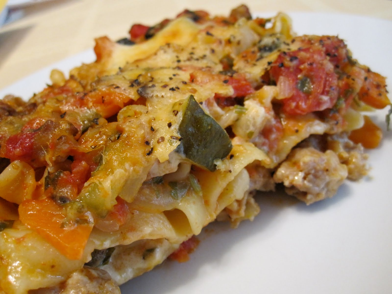 Classic Lasagne Tasty Tuesdaymbs Classic Lasagne Bolognese Style