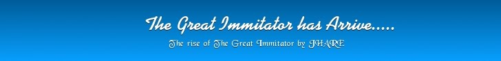 The Great Immitator