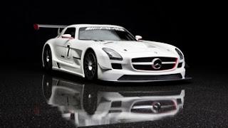 Mercedes Sport Car