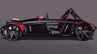 Black Red Fighter