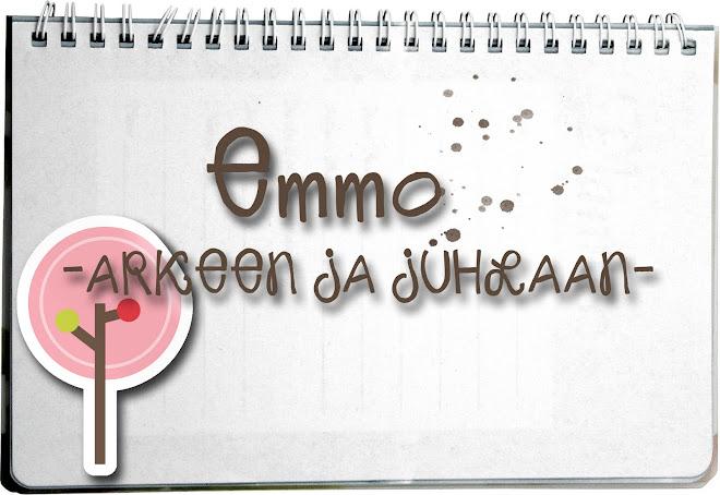 Emmo -Arkeen ja juhlaan