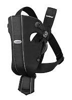 Product Review: Bjorn Baby Carrier21