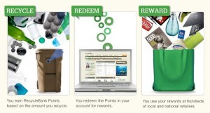 New Recycle Bank Points