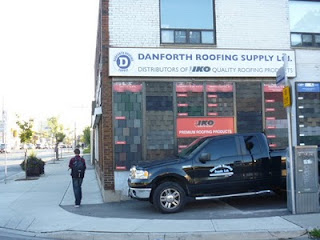 eavestrough downpipes materials Toronto