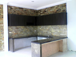 KITCHEN SET IN PROGRES