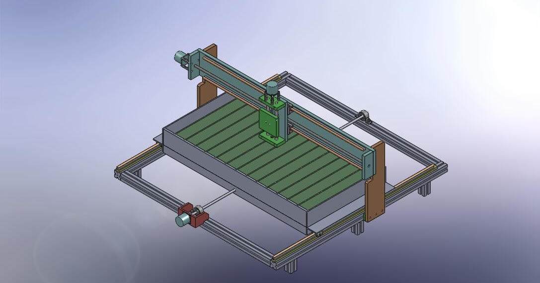 Build Your Own Cnc Milling Machines Routers And Plasma