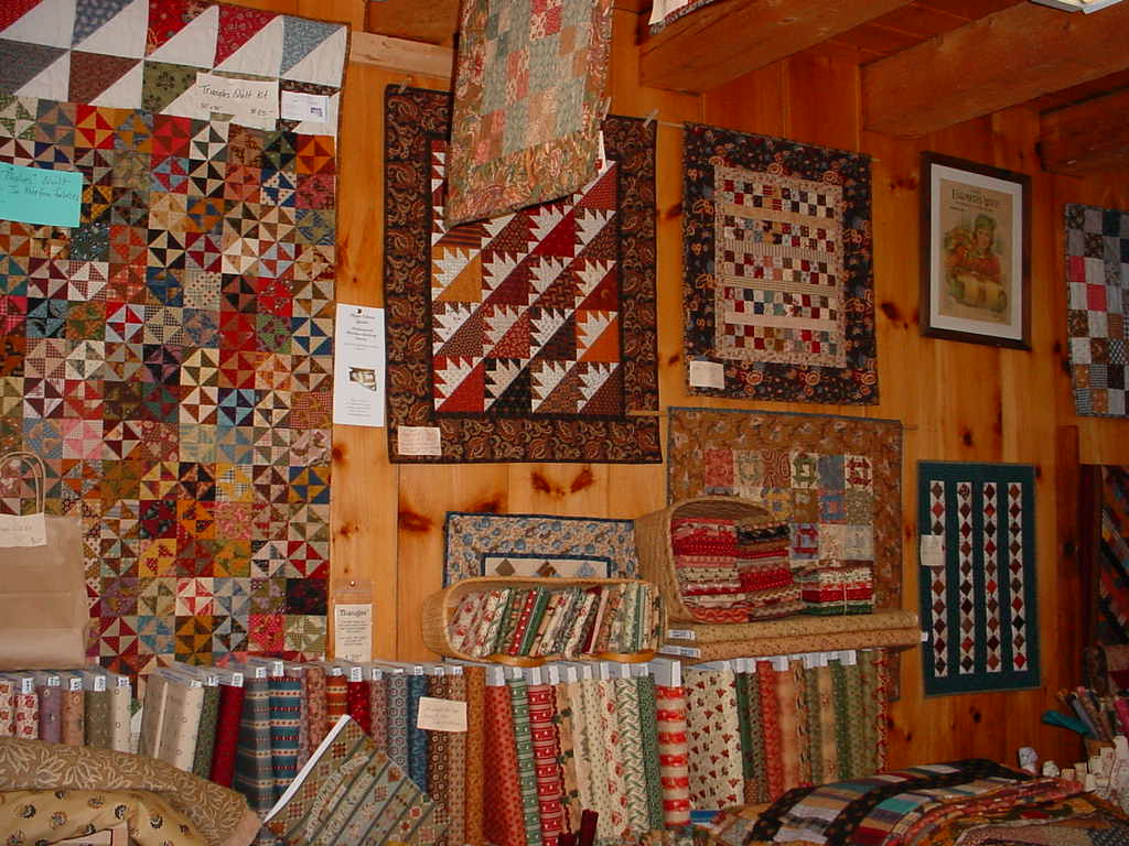Busy Thimble: Some Little Quilts I've Made : little quilts - Adamdwight.com