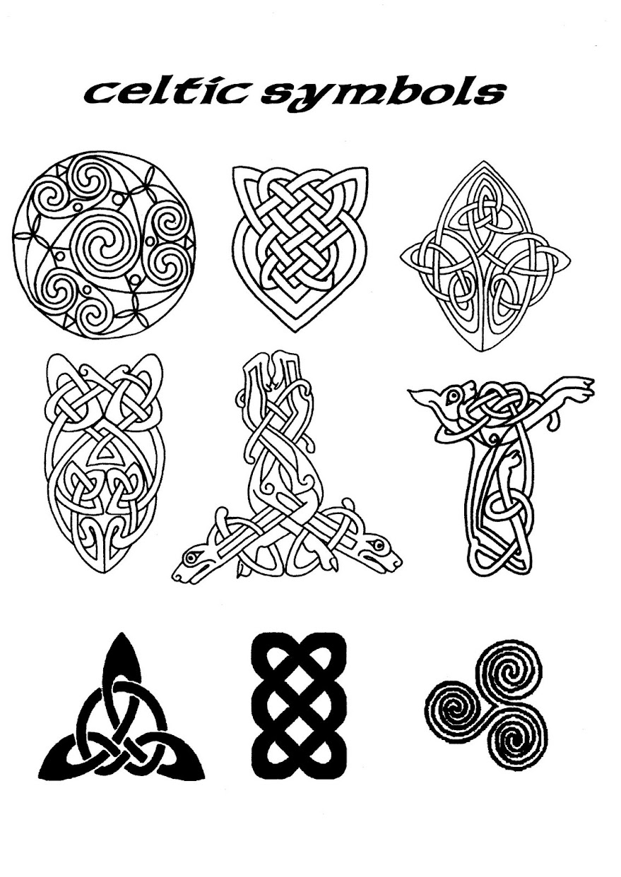 Celtic Family Symbols And Meanings Celtic Knot Meanings Mtm
