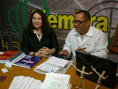 Talking about Energy Medicine at TV program