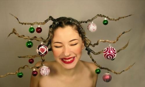 Diane Schneider, Hairstylist: Oh Christmas Tree!