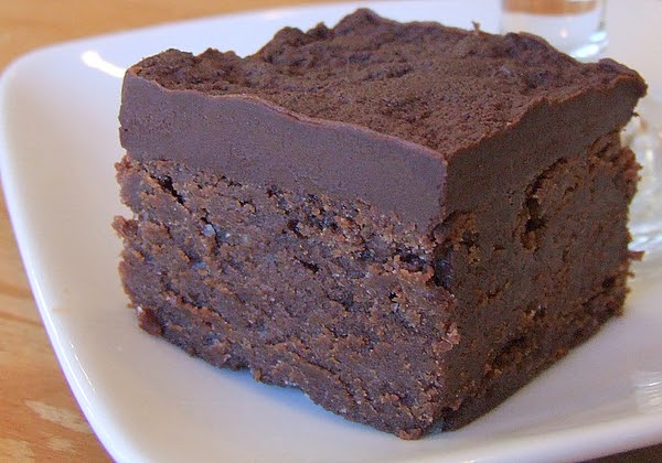 The Recipe Girl: Chocolate Mascarpone Brownies
