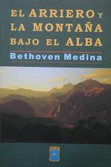 EL ARRIERO Y LA MONTAÑA BAJO EL ALBA