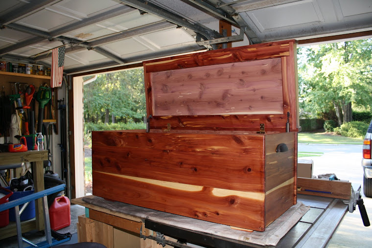 Cedar Chest Large