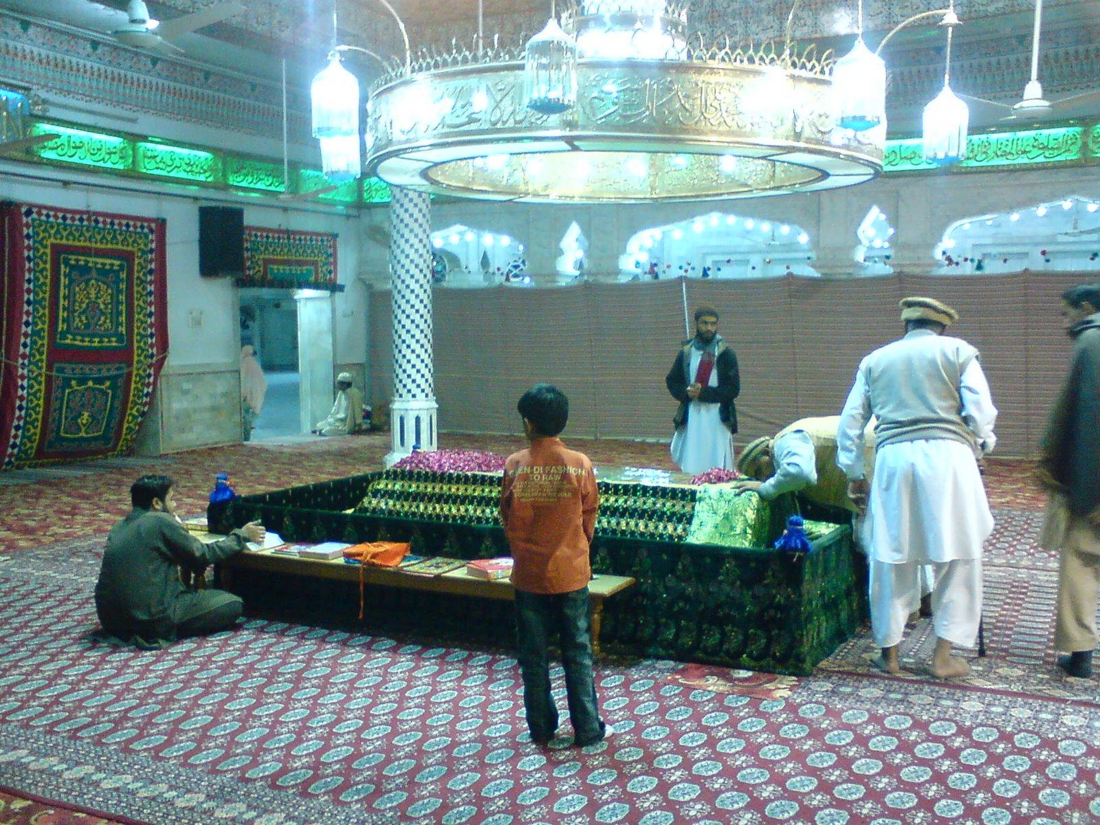 Wali Allah Indonesia Maqam Wali Allah di Pakistan