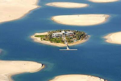Остров Михаэля Шумахера (5 фото)