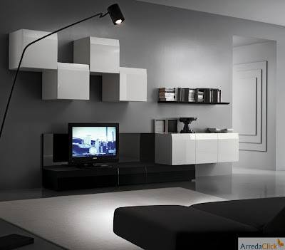 arredaclick italienisches designm bel blog moderne. Black Bedroom Furniture Sets. Home Design Ideas