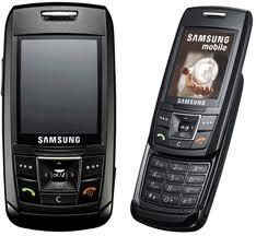 Samsung SGH E250 User Manual